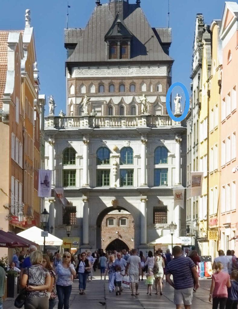 Zgoda - Concordia - Złota Brama - Gdańsk